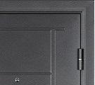 металлическая входная дверь СТАЙЛ